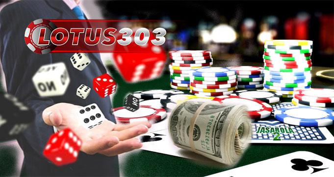 Serunya Main Judi Online Uang Asli di Situs Lotus303